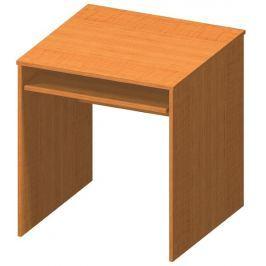 Tempo Kondela Stůl psací s výsuvem, trěšeň, TEMPO AS NEW 023