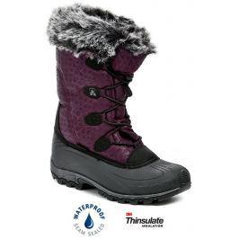 Kamik Momentum bordó dámská zimní obuv, 41