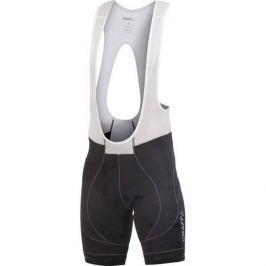 Craft Pánské krátké cyklistické kalhoty  EB Bib cyklokalhoty, S, Černá