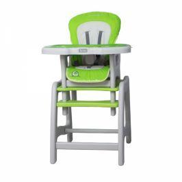 Coto baby Jídelní stoleček  STARS Šnek  - zelený