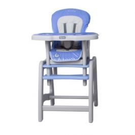 Coto baby Jídelní stoleček  STARS Šnek  - modrý