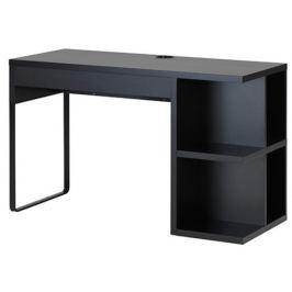 Tempo Kondela PC stůl, černá, MARLOW