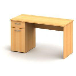 Tempo Kondela PC stůl, buk, EGON
