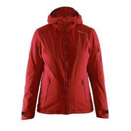 Craft Dámská zimní zateplená bunda  Isola W, L, Červená