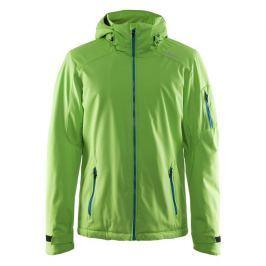Craft Pánská zimní zateplená bunda  Isola M, L, Zelená
