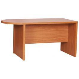 Tempo Kondela Zasedací stůl s obloukem, třešeň, OSCAR T03