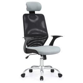 Tempo Kondela Kancelářská židle, černá / šedá REYES