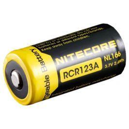 Nitecore Baterie  nabíjecí Li-lon RCR123A 3,7V / 650mAh - chráněná