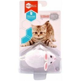 HEXBUG Robotická myš - bílá