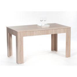 Tempo Kondela Jídelní stůl, rozkládací, dub sonoma, 140/180x80 cm, ADMIRAL