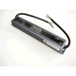 TLE Zdroj  napájecí pro LED pásky 50W, IP67, 12V - SLIM