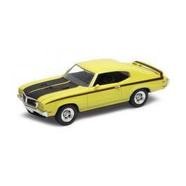 Welly - Buick GSX (1970) model 1:24 žlutý