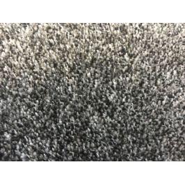 Koberec Apollo Soft šedý, Apollo Soft šedý 1 m2 s obšitím
