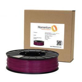 Fillamentum Tisková struna  ABS Extrafill Traffic Purple, 1,75 mm