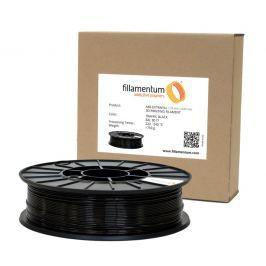 Fillamentum Tisková struna  ABS Extrafill Traffic Black, 1,75 mm