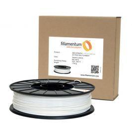 Fillamentum Tisková struna  ABS Extrafill Traffic White, 1,75 mm