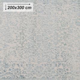 Tempo Kondela Koberec, krémový / šedý vzor, 200x300, ARAGORN