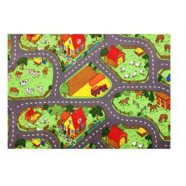 Dětský koberec Farma II., 140x200 cm