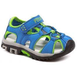 Peddy PY-612-37-11 modré dětské sandály, 24