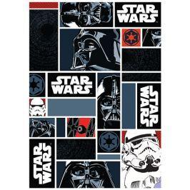 Dětský koberec Star Wars 01 Icons, Dětský koberec Star Wars 01 Icons