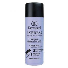 Dermacol Expresní odlakovač na nehty (Express Nail Polish Remover) 120 ml
