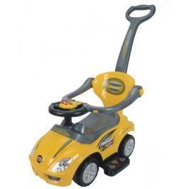 EURO BABY Jezdítko,odstrkovadlo, odrážedlo CAR - žluté