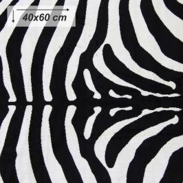 Tempo Kondela Koberec, vzor zebra, 40x60, ARWEN