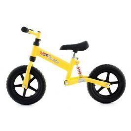 EURO BABY Dětské odrážedlo-kolo - žluté