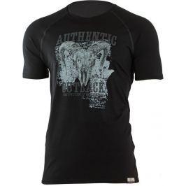 Lasting Pánské tričko  HENRY, L, Černá
