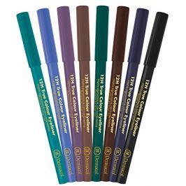Dermacol Dřevěná tužka na oči 12H (True Colour Eyeliner) 2 g č.8 - Black