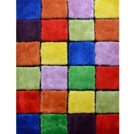 Tempo Kondela Koberec, mix barev, 100x140, LUDVIG TYP 4