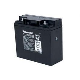 Panasonic olověná baterie LC-XD1217PG do UPS APC/EATON/ 12V/ 17Ah/ životnost 10-
