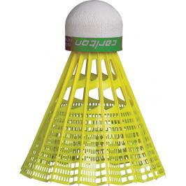 Carlton Badmintonový míček  F1 Ti Yellow, Zelená, Pomalý