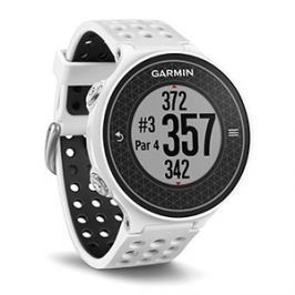 Garmin Approach S6 White Lifetime