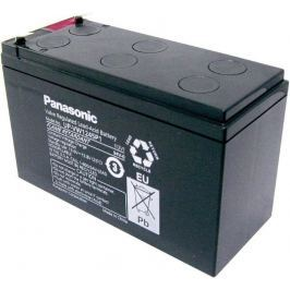 Panasonic olověná baterie UP-VW1245P1 do UPS AEG/APC/EATON/ 12V/ 9Ah/ životnost