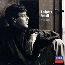 CD Scholl - Heroes : Operní Arie