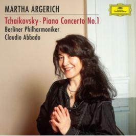 TCHAIKOVSKY - ARGERICH  /  PIANO CONCERTO 1, LP