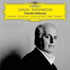 CD Claude Debussy : Daniel Barenboim