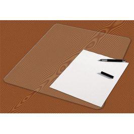 PANTA PLAST Podložka na stůl, transparentní, 648x509 mm,