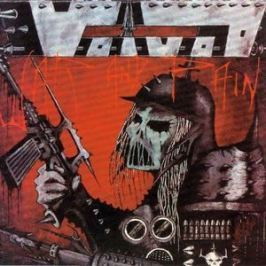 CD Voivod : War And Pain