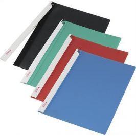 PANTA PLAST Desky s dlouhým klipem, červená, PP, A4,
