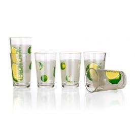 BANQUET Sada sklenic LEMON 230 ml, 6 ks