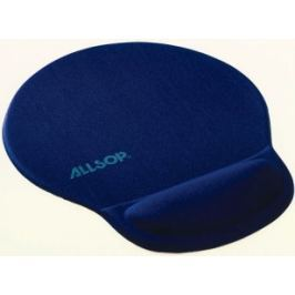ALLSOP Gelová podložka pod myš modrá