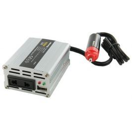 WHITENERGY Napěťový měnič AC/DC z 12V na 230V 100 W, USB, mini