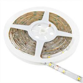 WHITENERGY LED pásek, SMD3528, 5m, 120 diod/m, 9.6W/m, 12V, světle modrá, vnitřn