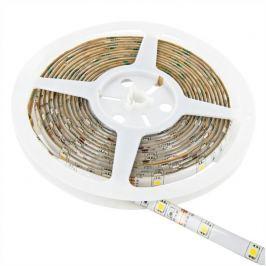 WHITENERGY WE LED páska 5m | 120ks/m | 3528 | 9.6W/m | 12V DC | zelená