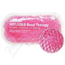 Mueller Hot / Cold polštářek gelové kuličky růžový