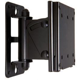 4WORLD Otočný a sklopný držák pro LCD 15''-32'' VESA 75/100 nosnost max.30kg BLK