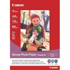 Canon Papír  GP501 (GP-501) Glossy Photo Paper [ 210g, A4, 100 listů ]
