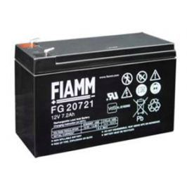 FIAMM Akumulátor  FG20721 12V/7,2Ah Faston 4,8